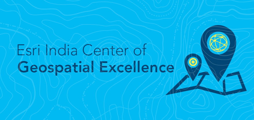 Esri-India-Center-of-Geo-Spatial-Excellence