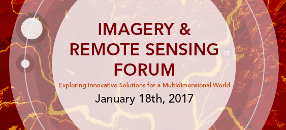 Imagery and Remote Sensing