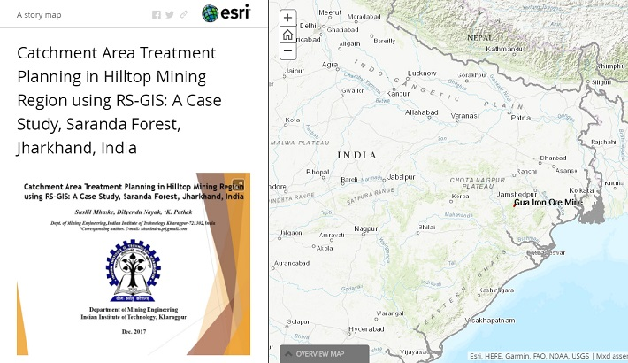 Maps explore the soil erosion silt migration problems and its related environmental issues in the hilltop mining region view map gumiabroncs Gallery